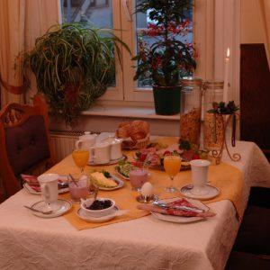 Frühstück im Nassauer Hof