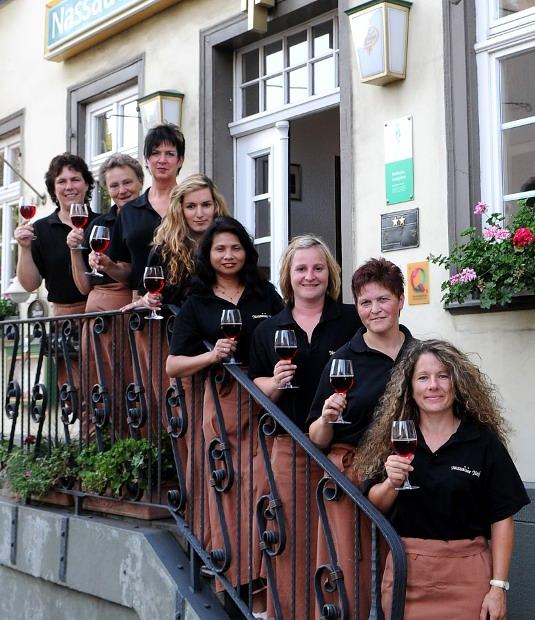 Team vom Nassauer Hof